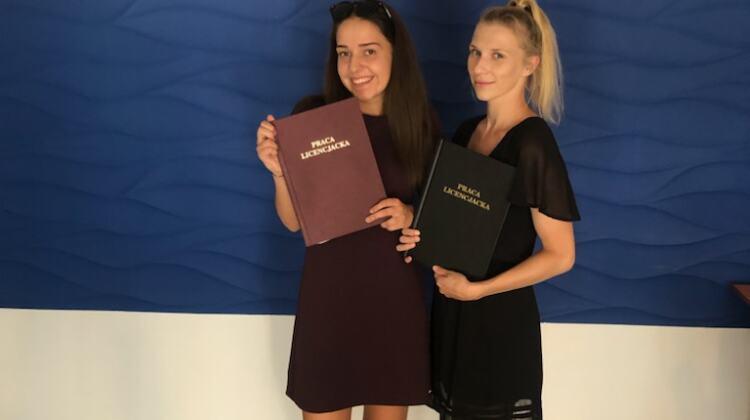 Obrony prac dyplomowych – Rok akademicki 2020/2021 – Fotorelacja